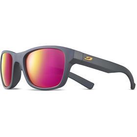 Julbo Reach Spectron 3CF Sunglasses 6-10Y Kinder matt grey/multilaye rosa
